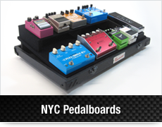 Standard Size Pedalboards