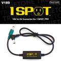 Truetone 1 Spot  Pro 18v to 9v converter cable