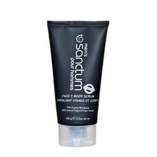 Sanctum Mens's Face & Body Scrub