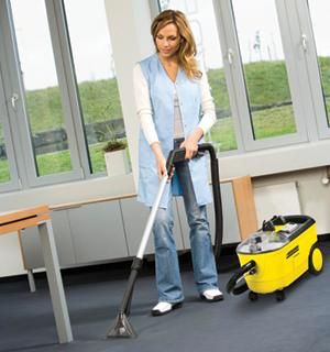Commercial Carpet Extractors