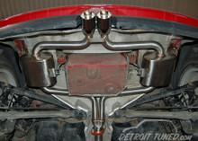 Stratmosphere Mk1 Mini Cooper S Exhaust R53 WMW Back Half