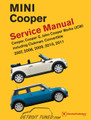 Bentley MINI Cooper Service Manual Gen 2