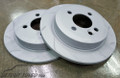 SP Performance Rear Rotors Gen 2 JCW
