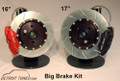 Detroit Tuned Big Brake Kit
