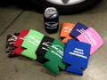 Detroit Tuned Beer Koozie