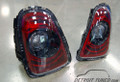 MINI Cooper Black Tail Lights