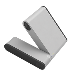 Put simply the Hub is a wifi hotspot that allows you to make phone calls and have internet access from a smartphone or tablet or connect your laptop as you would with a standard wifi network.