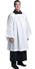 Monastic Surplice Square Neck Adult Fit