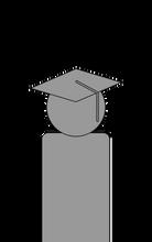 Royal Roads University - Bachelor Cap