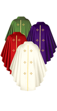 Maltese Design Collection - Chasuble, Cope or Dalmatic