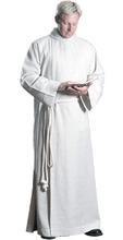 Easy-On Cassock Alb