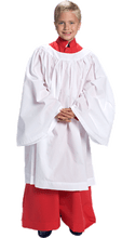 Monastic Surplice Round Neck Student Fit