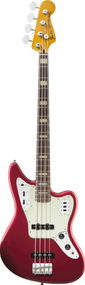 Fender Jaguar Bass Rosewood Fingerboard Hot Rod Red 0259505515