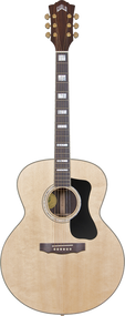 Guild F-150R with Hardshell Guild Case