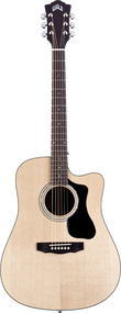 Guild D-150CE with Hardshell Guild Case