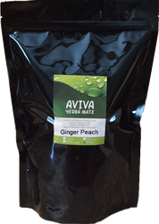 1lb Tea Bags - Ginger Peach Mate