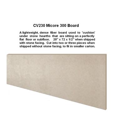 Micore 300 Mineral fiber board