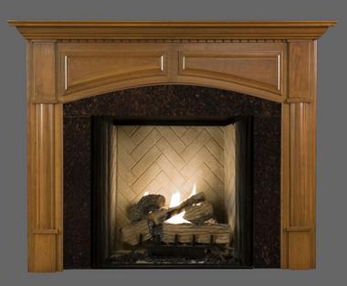 fireplace doors the product lexington heatilator
