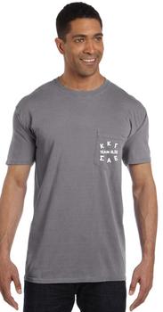 KKG-SAE Dance Marathon Comfort Colors Pocket Tee