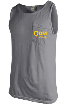 Kappa-SAE DM Comfort Colors Pocket Tank