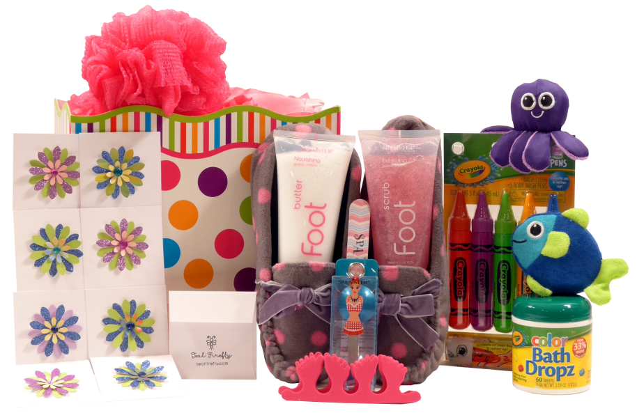 Mommy & Me Spa and Craft Gift Set Giveaway
