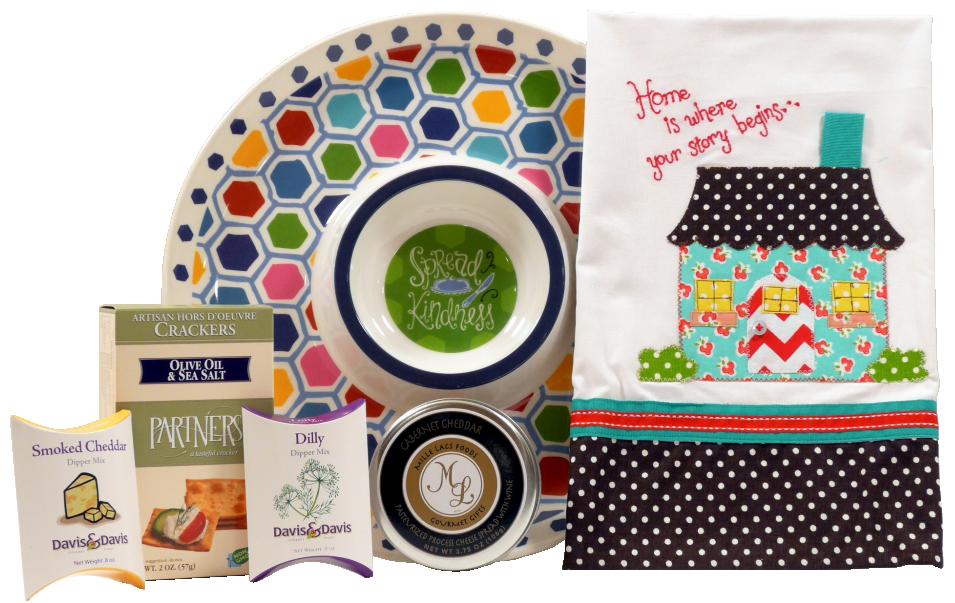 Spread Kindness Gourmet Gift Basket