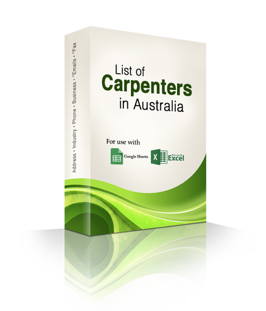 List of Carpenters Database