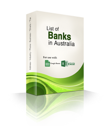 List of Banks Database