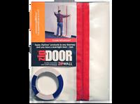 Zipwall Commercial ZipDoor Kit ZDC