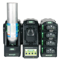System with Non-Electric Cylinder Holder + Multi-Unit charging System (SOLD Separately)