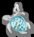 Sea Turtle Charm