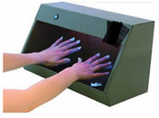 Buy Hand Wash Training UV Light Box (STMMI) sold by eSuppliesMedical.co.uk