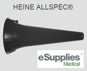 Heine AllSpec Disposable Tips, 2.5mm, Pack of 100