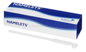 Buy Namelet ID Bracelets, Adult, Write On, White, Box of 100 (6030) (6030) sold by eSuppliesMedical.co.uk