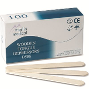 Buy Universal Tongue Depressors, Box of 100 (UN975) sold by eSuppliesMedical.co.uk