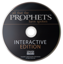 Add-On DVD for All that the Prophets Have Spoken
