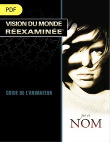 Guide de l'animateur pour Par ce nom (PDF français)