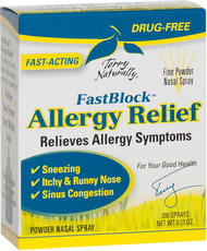 Fastblock Allergy Relief, .17 oz