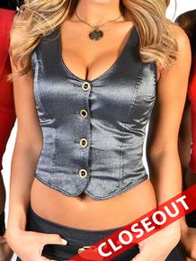 Short Vest- CLOSEOUT
