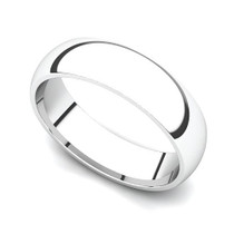 Classic Wedding Ring 5mm