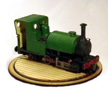 009 small turntable