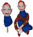 Howdy Doody - Semi-Pro Upgraded Ventriloquist Figure