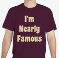 Braylu T-Shirt - I'm Nearly Famous
