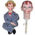 Mortimer Snerd - Semi-Pro Upgraded Ventriloquist Figure