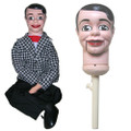 Danny O'Day - Semi-Pro Upgraded Ventriloquist Figure