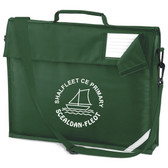 Shalfleet Primary Book Bag with Strap