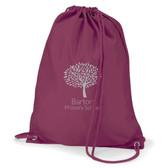 Barton Primary PE Bag