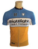 Big Wight S/Sleeve Cycling Top - Pro Fit