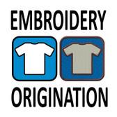 Embroidery 'Your logo/design' Origination