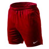 Nike Park Knit Short - ADULT Varsity Red